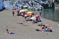 ABDULLAH BAKIR - Kapuz Plajı 1 Temmuz'da Açılıyor