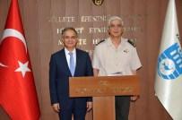 MUSTAFA AKIŞ - Karaman Valisi Tapsız'a Hayırlı Olsun Ziyaretleri