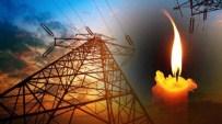 PAMUKÖREN - Kuyucak'ta Elektrik Kesintisi