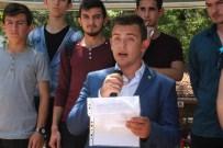 İSTANBUL ERKEK LİSESİ - 'Liseliler Dinci Gericiliğe Karşı Ayakta'' Bildirilerine Bilecik'ten Tepki