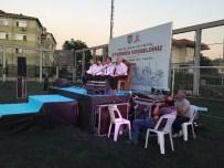HAMZA ÖZTÜRK - Minibüsçüler İftar Sofrasında Bir Araya Geldi