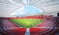 SABAH GAZETESI - Uşak'a UEFA Standartlarında 15 Bin Kişilik Yeni Stat