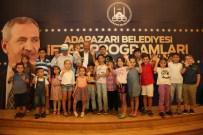 NİKAH SARAYI - Adapazarı Belediyesi Personeli İftarda Buluştu