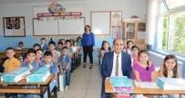 AHMET HAMDİ TANPINAR - Başkan Edebali Karne Sevincine Ortak Oldu