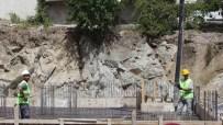 OSMAN NURİ CANATAN - Bergama Ticaret Odası Yeni Hizmet Binasının Temeli Atıldı