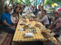 SAĞLIK SEKTÖRÜ - BEÜ Kan Bankası Çalışanları İftar Yemeğinde Bir Araya Geldi