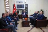 MEHMET ÖZCAN - Bgc'den Vali Ustaoğlu'na Ziyaret
