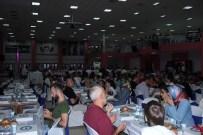 AHMET ÜNAL - Biga Esnaf Odasından İftar Yemeği
