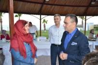 ERCAN YILMAZ - Bozyazı'da Şehit Yakınları, Gaziler Ve Aileleri İftarda Bir Araya Geldi