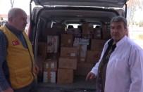 KRONİK HASTALIK - Büyükşehirden Suriyeli Mültecilere İlaç Yardımı