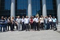 HAKARET DAVASI - Cumhurbaşkanı Erdoğan'a Hakaret Davası Başladı