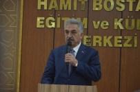 OVİT TÜNELİ - Eski Gümrük Bakanı Hayati Yazıcı Rize'de