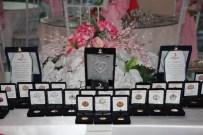 EKREM BALLı - Gönüllü Kan Bağışçılarına Altın, Gümüş Ve Bronz Madalyaları Verildi