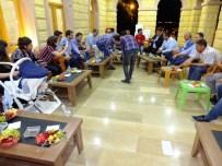 İBRAHİM GÜNDÜZ - Harran Belediye Başkanı Özyavuz'dan Savcı Gündüz'e Veda Yemeği