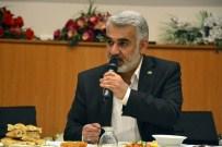 EMPERYALIZM - HÜDA-PAR Genel Başkanı Yapıcıoğlu Gümüşhane'de