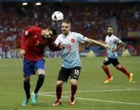 SERGIO BUSQUETS - İlk Yarıda 2 Gol