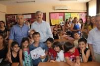 İskenderun Beş Temmuz İlkokulu'nda Buruk Karne Sevinci