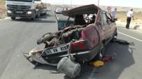 MEHMET ŞEKER - Karne Dönüşü Kaza Açıklaması 1 Ölü, 3 Yaralı
