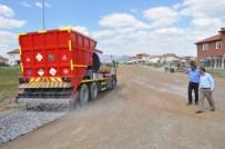Seydişehir Belediyesi Filosunu Asfalt Dökme Aracıyla Güçlendirdi