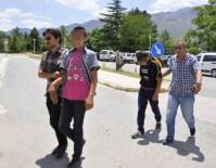 Seydişehir'de İki Hırsızlık Şüphelisi Yakalandı
