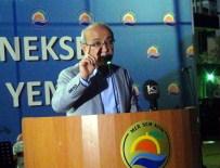 DEĞIRMENÇAY - Bakan Elvan'dan Mersin'e Gıda Ve Tarım İhtisas OSB Müjdesi