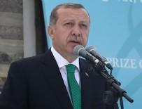 TAKSİM GEZİ PARKI - Cumhurbaşkanı Erdoğan'dan Gezi Parkı çıkışı