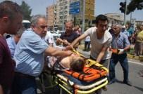 MEHMET TURGUT - Dakikalarca Yapılan Kalp Masajı Sonuç Vermedi