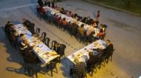 Keles'te Suriyeli Aileler İftarda Buluştu