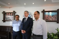 AÇIKÖĞRETİM FAKÜLTESİ - Mehmet Babaoğlu'ndan Beyşehir'e AÖF Sınav Merkezi Müjdesi
