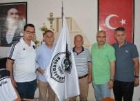 İSMAIL KAYA - Ortaca Belediyespor Ümit Öztekin İle İmzayı Attı