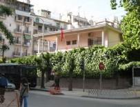 BAŞKONSOLOSLUK - Türkiye'nin Selanik Başkonsolosluğu'na molotoflu saldırı