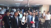 AHMET ÜMIT - Yılın Oyuncusu Ayhan Bozkurt'tan Gaziantep'e Övgü