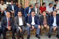 CEVDET YILMAZ - AK Parti Genel Başkan Yardımcısı Cevdet Yılmaz, Genç İlçesinde Vatandaşlarla Bir Araya Geldi