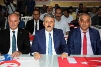 BÜYÜK BIRLIK PARTISI GENEL BAŞKANı - BBP Genel Başkanı Mustafa Destici Gaziantep'te