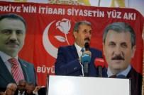 BÜYÜK BIRLIK PARTISI GENEL BAŞKANı - BBP Lideri Destici Sert Çıktı Açıklaması Kim Bir Müslümanın...