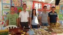 Burhaniye'de Özel Öğrencilerin Sergisine Yoğun İlgi