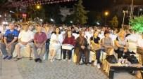 Burhaniye'de Tasavvuf Müziği Konseri İlgi Gördü