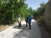 Soma'da 30 Mahalle'yi Birbirine Bağlayan Yol