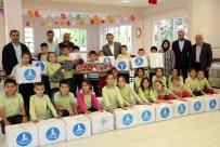 BESLENME ÇANTASI - '1001 Çocuk 1001 Dilek' Projesi, Yüzleri Güldürdü
