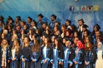 SEZAI KARAKOÇ - Ahmet Erdoğan Sağlık Hizmetleri Meslek Yüksekokulu Mezunlarını Uğurladı