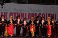 İSMAİL KARAKULLUKÇU - Arifiye'de Halk Oyunları Şenliği Büyük Beğeni Topladı
