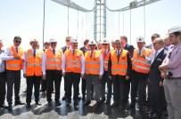 MÜNİR KARAOĞLU - Bakana Osmangazi Köprüsü Üstünde Doğum Günü Sürprizi