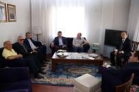 HÜRRIYET GAZETESI - Başkan Subaşıoğlu'ndan Ertuğrul Özkök'e Başsağlığı Ziyareti