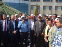 HILMI YARAYıCı - CHP'li Vekiller Sakarya'daki Açlık Grevini Sonlandırdı