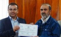 ÇEVRE İL MÜDÜRLÜĞÜ - Erciş'te 169 İşçiye Belgeleri Törenle Verildi