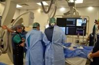 MALATYA ÜNİVERSİTESİ - Harran Üniversitesi Tıp Fakültesinde Ameliyatsız Kalp Kapağı Değişimi Yapıldı