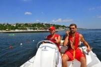 CADDEBOSTAN - İstanbul'da Plaj Sezonu Açıldı