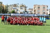 SÜLEYMAN EVCILMEN - Muratpaşa'dan 7'Den 77'Ye Herkes İçin Spor