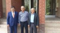 HıDıRELLEZ - Osmaneli Ve Pazaryeri Belediye Başkanlarından Başkan Yaman'a Ziyaret