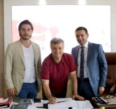 HALİL ÖZCAN - Termalspor, Erzurumluoğlu İle Nikah Tazeledi